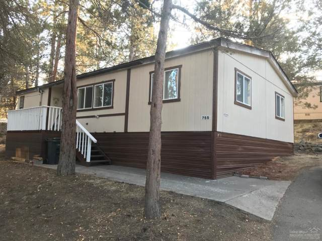 60901 Brosterhous Road #755, Bend, OR 97702 (MLS #202001291) :: Coldwell Banker Sun Country Realty, Inc.