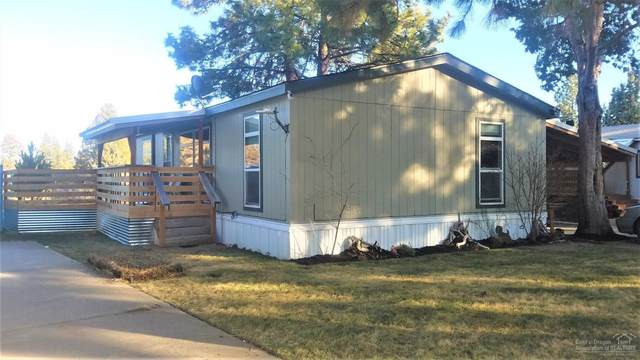 61000 Brosterhous #581, Bend, OR 97702 (MLS #202001313) :: The Ladd Group