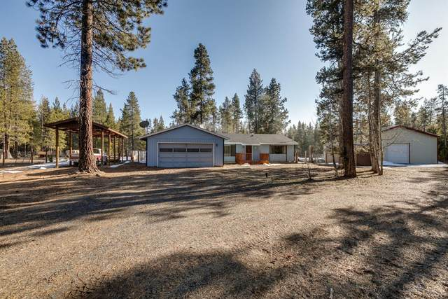 52634 Rainbow Drive, La Pine, OR 97739 (MLS #202001381) :: The Ladd Group