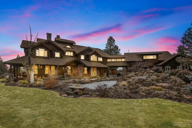 16488 Wilt Road, Sisters, OR 97759 (MLS #202001566) :: Berkshire Hathaway HomeServices Northwest Real Estate