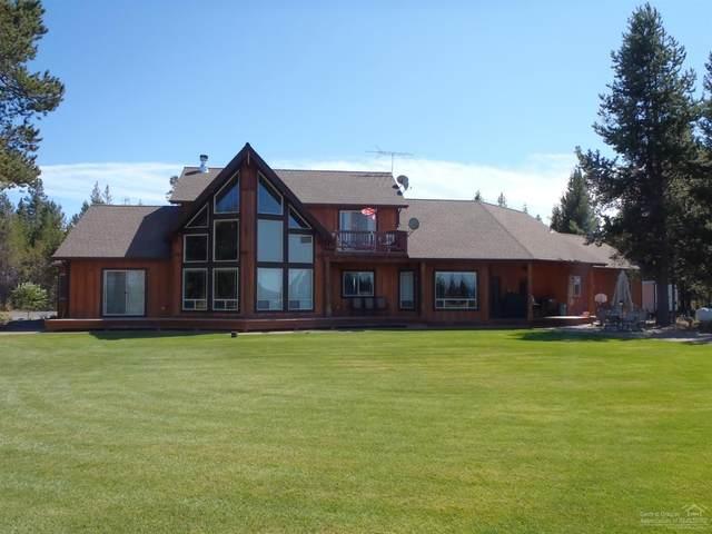50490 Hwy 31, La Pine, OR 97739 (MLS #202001753) :: Bend Homes Now
