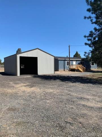 5331 SW Lynx Avenue, Redmond, OR 97756 (MLS #202001814) :: Fred Real Estate Group of Central Oregon