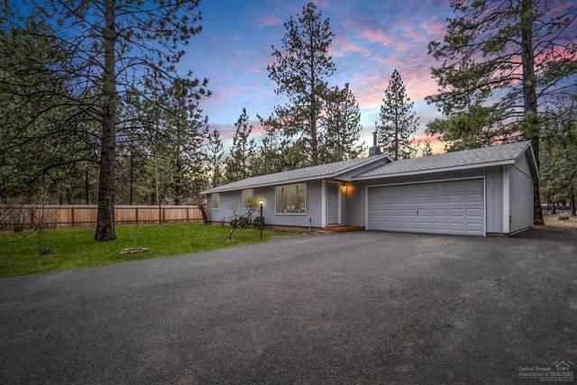 60155 Cinder Butte, Bend, OR 97702 (MLS #202001916) :: Berkshire Hathaway HomeServices Northwest Real Estate