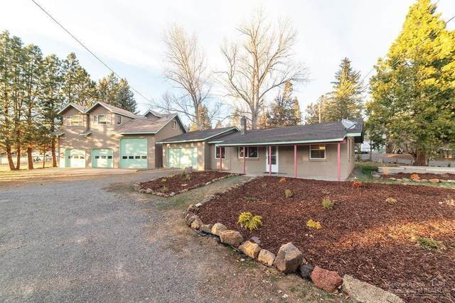 63367 O B Riley Road, Bend, OR 97703 (MLS #202001944) :: Bend Relo at Fred Real Estate Group
