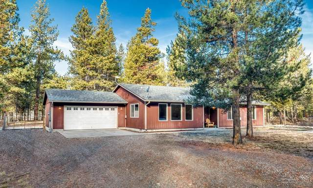 54621 Gray Squirrel Drive, Bend, OR 97707 (MLS #202001999) :: Bend Homes Now