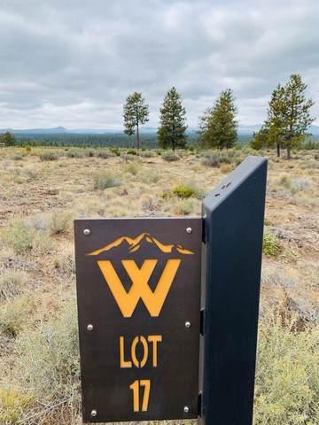 0 NW Huntsman Loop Lot 17, Bend, OR 97703 (MLS #202002055) :: Berkshire Hathaway HomeServices Northwest Real Estate