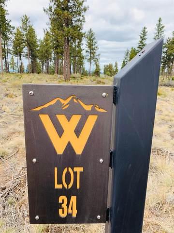 0 NW Huntsman Loop Lot 34, Bend, OR 97703 (MLS #202002062) :: The Ladd Group