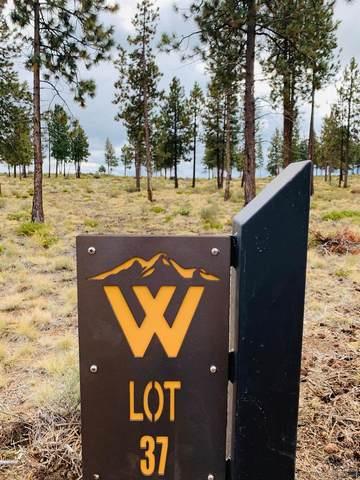 0 NW Huntsman Loop Lot 37, Bend, OR 97703 (MLS #202002065) :: The Ladd Group