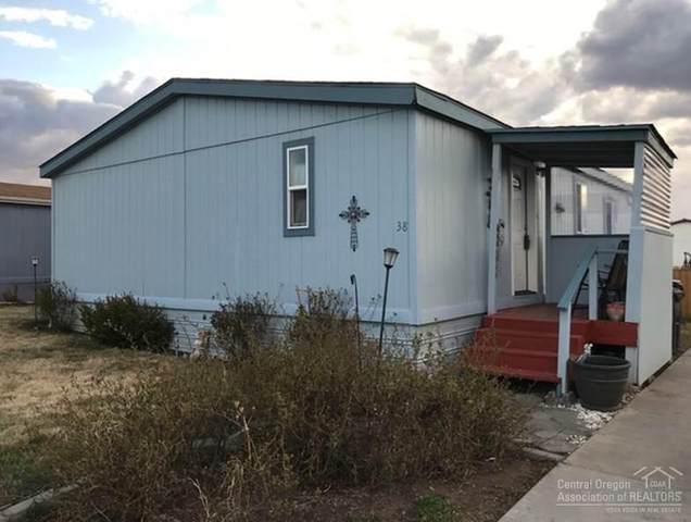 1515 NW Fir Avenue #38, Redmond, OR 97756 (MLS #202002075) :: Bend Homes Now