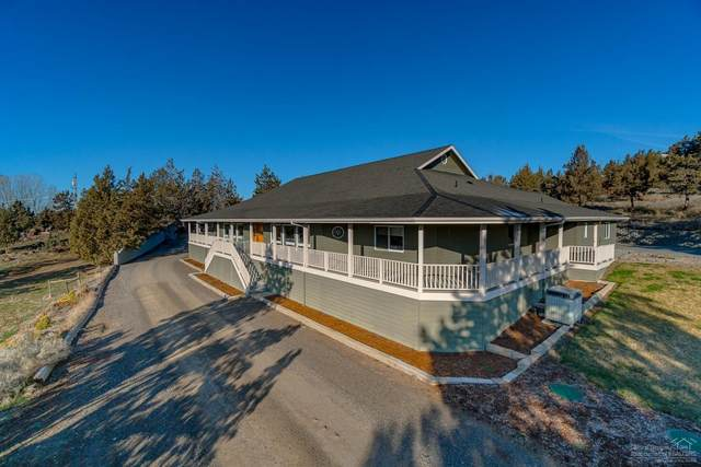 3391 NW Knob Hill Way, Prineville, OR 97754 (MLS #202002078) :: Bend Homes Now