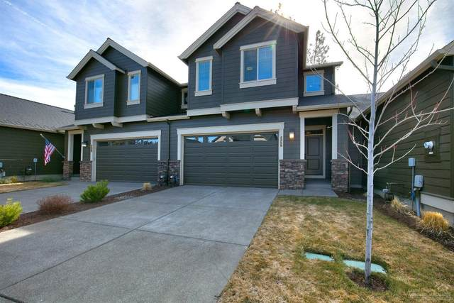 60487 Hedgewood Lane, Bend, OR 97702 (MLS #202002111) :: The Ladd Group