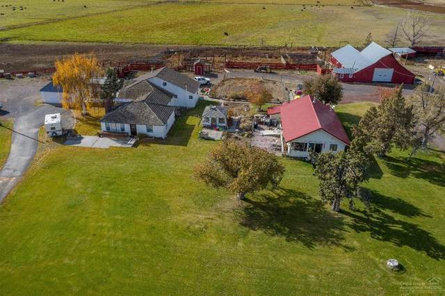 5197 SW Minson Road, Powell Butte, OR 97753 (MLS #202002192) :: Coldwell Banker Sun Country Realty, Inc.