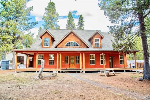 16170 Dyke Road, La Pine, OR 97739 (MLS #202002214) :: Bend Homes Now