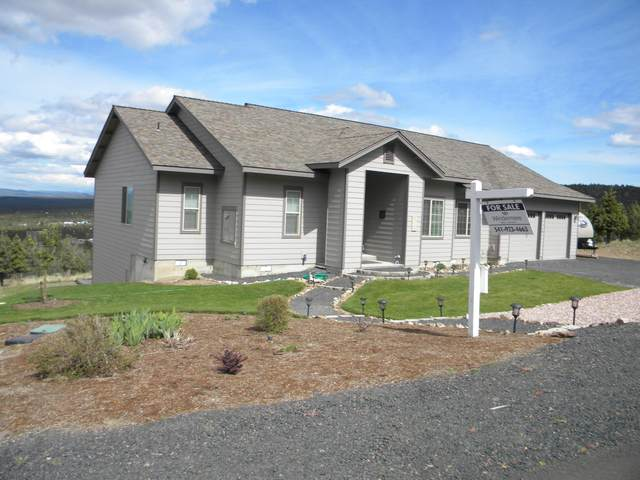 7314 SE Night Hawk Court, Prineville, OR 97754 (MLS #202002241) :: Team Birtola | High Desert Realty