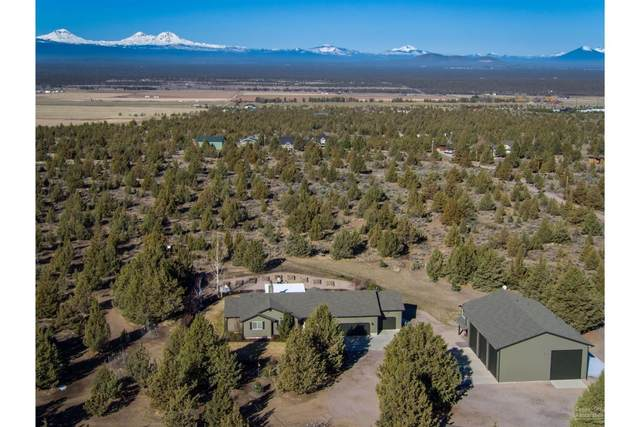11600 SW Reif Road, Powell Butte, OR 97753 (MLS #202002251) :: Fred Real Estate Group of Central Oregon