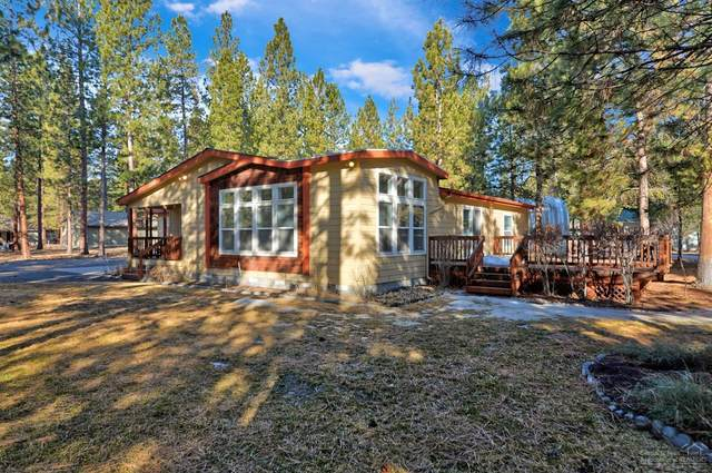 15349 Ponderosa Loop, La Pine, OR 97739 (MLS #202002275) :: Berkshire Hathaway HomeServices Northwest Real Estate