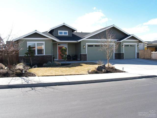 4662 SW Yew Leaf Court, Redmond, OR 97756 (MLS #202002277) :: Bend Homes Now