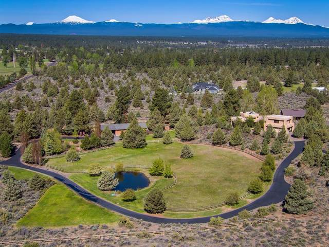 60336 Arnold Market Road, Bend, OR 97702 (MLS #202002287) :: Fred Real Estate Group of Central Oregon