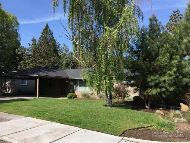 851 NE 8th Street, Bend, OR 97701 (MLS #202002328) :: The Ladd Group