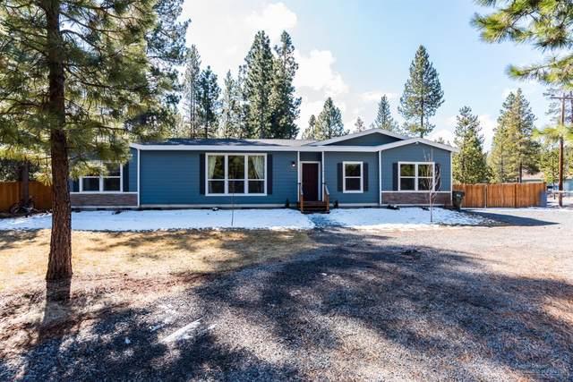 17857 Kodiak, Bend, OR 97707 (MLS #202002344) :: Berkshire Hathaway HomeServices Northwest Real Estate