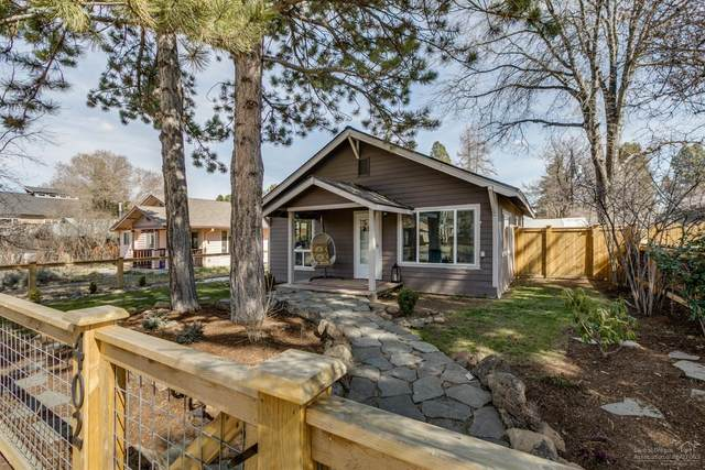 402 NW 12th Street, Bend, OR 97703 (MLS #202002374) :: Bend Homes Now