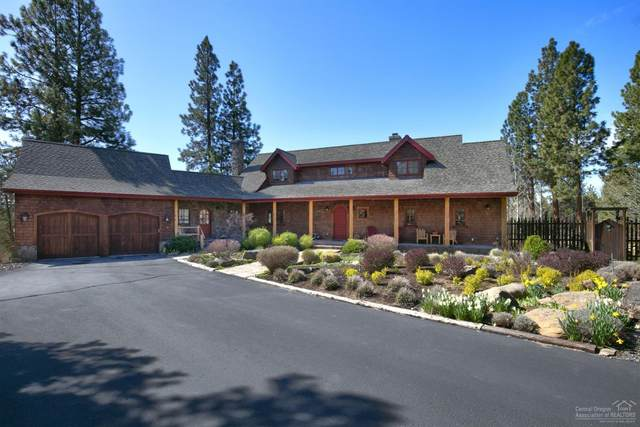 16585 Fair Mile Road, Sisters, OR 97759 (MLS #202002409) :: Berkshire Hathaway HomeServices Northwest Real Estate