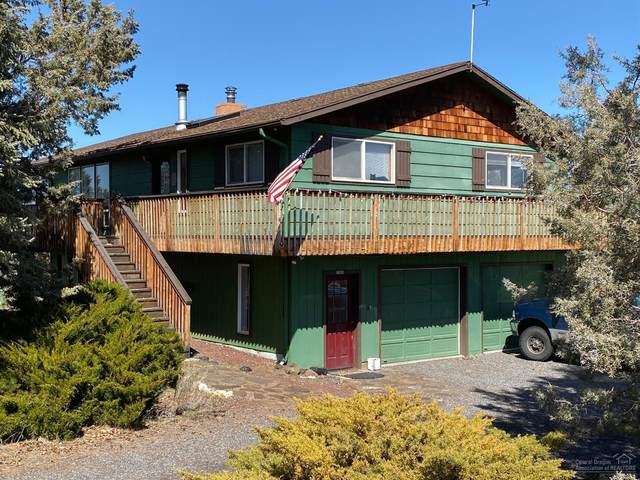 12881 SW Peninsula Drive, Terrebonne, OR 97760 (MLS #202002422) :: Fred Real Estate Group of Central Oregon