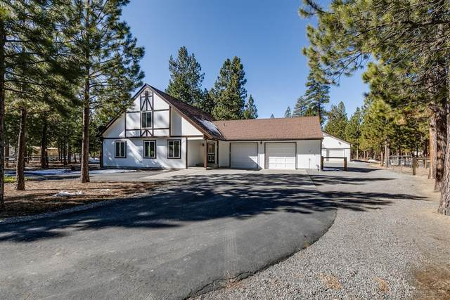 14741 N Sugar Pine Way, La Pine, OR 97739 (MLS #202002511) :: Berkshire Hathaway HomeServices Northwest Real Estate