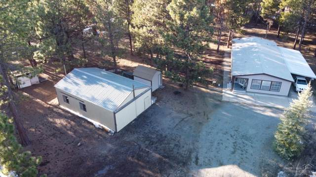 148952 Snuffy Drive, La Pine, OR 97739 (MLS #202002515) :: Berkshire Hathaway HomeServices Northwest Real Estate