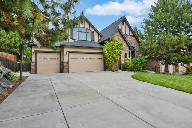 689 NW Powell Butte Loop, Bend, OR 97703 (MLS #202002549) :: The Ladd Group
