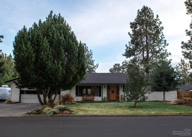 1627 NE Matson Road, Bend, OR 97701 (MLS #202002638) :: Fred Real Estate Group of Central Oregon