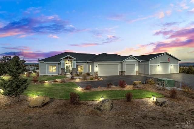 2158 NE Hilltop Lane, Madras, OR 97741 (MLS #202002672) :: Central Oregon Home Pros