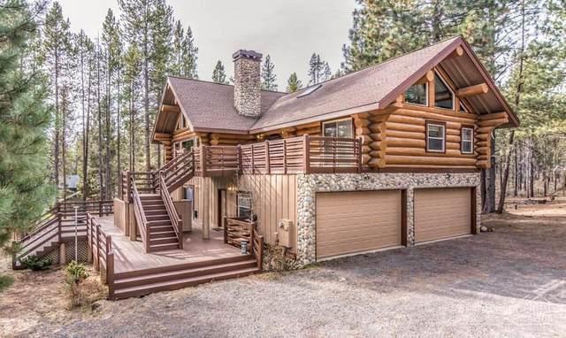 56859 Gina Lane, Bend, OR 97707 (MLS #202002776) :: Berkshire Hathaway HomeServices Northwest Real Estate