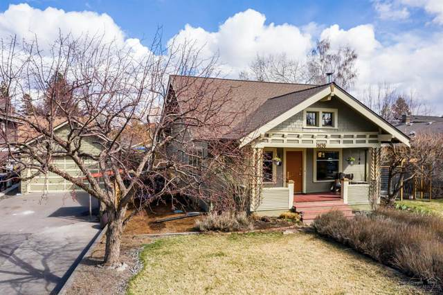 1436 NW 3rd Street, Bend, OR 97703 (MLS #202002836) :: Berkshire Hathaway HomeServices Northwest Real Estate