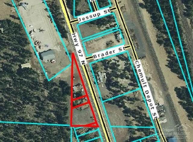 109730 N Highway 97, Chemult, OR 97731 (MLS #202002918) :: Berkshire Hathaway HomeServices Northwest Real Estate