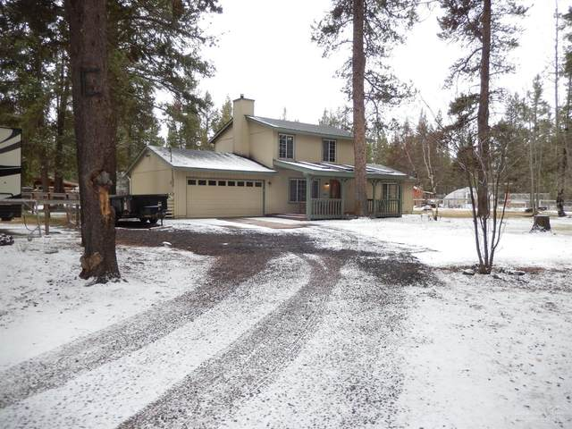 152556 Long Prairie, La Pine, OR 97739 (MLS #202002965) :: Fred Real Estate Group of Central Oregon
