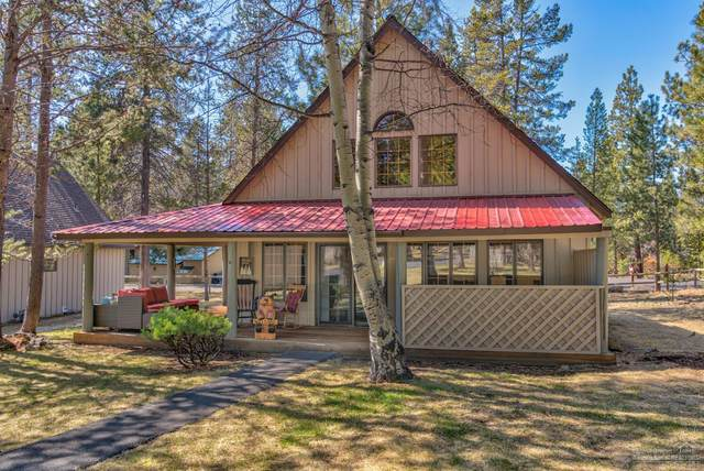 57531 Circle Four Lane #36, Sunriver, OR 97707 (MLS #202002971) :: Fred Real Estate Group of Central Oregon