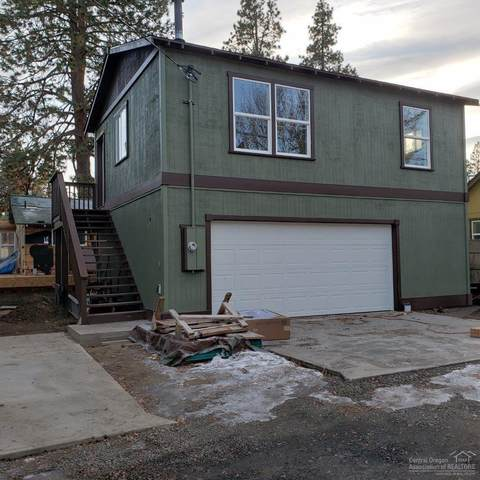 1414 NW Davenport Avenue, Bend, OR 97703 (MLS #202002973) :: Stellar Realty Northwest