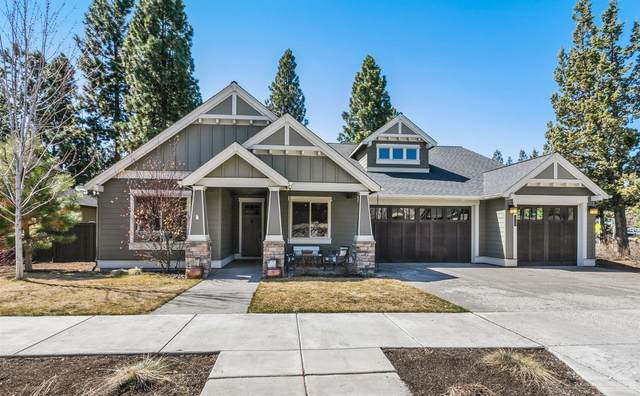 19115 NW Chiloquin Drive, Bend, OR 97703 (MLS #202003028) :: Fred Real Estate Group of Central Oregon