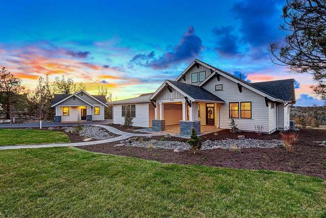 20304 Rock Canyon Road, Bend, OR 97703 (MLS #202003070) :: Berkshire Hathaway HomeServices Northwest Real Estate
