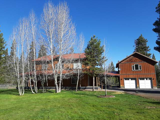 52749 Golden Astor Road, La Pine, OR 97739 (MLS #202003081) :: Berkshire Hathaway HomeServices Northwest Real Estate