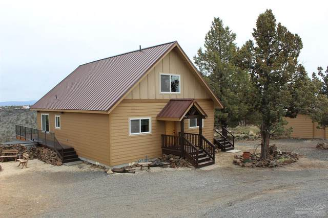 12305 SW Airfield Lane, Culver, OR 97734 (MLS #202003118) :: Bend Homes Now