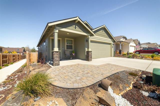 2802 NE Faith Drive, Bend, OR 97701 (MLS #202003204) :: Bend Homes Now