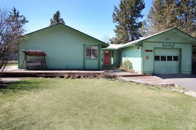 20408 Trap Court, Bend, OR 97702 (MLS #202003216) :: Berkshire Hathaway HomeServices Northwest Real Estate