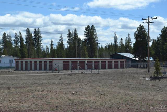 100131 N Hwy 97, Chemult, OR 97731 (MLS #202003218) :: Fred Real Estate Group of Central Oregon