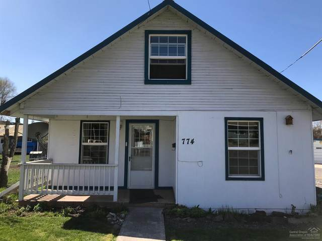 774 NE 8th Street, Prineville, OR 97754 (MLS #202003299) :: Fred Real Estate Group of Central Oregon