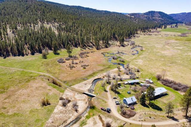 24300 NE Ochoco Ranger Station Road, Prineville, OR 97754 (MLS #202003414) :: Coldwell Banker Sun Country Realty, Inc.