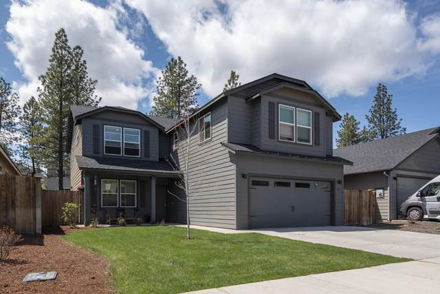 743 N Brooks Camp Road, Sisters, OR 97759 (MLS #220100208) :: Berkshire Hathaway HomeServices Northwest Real Estate