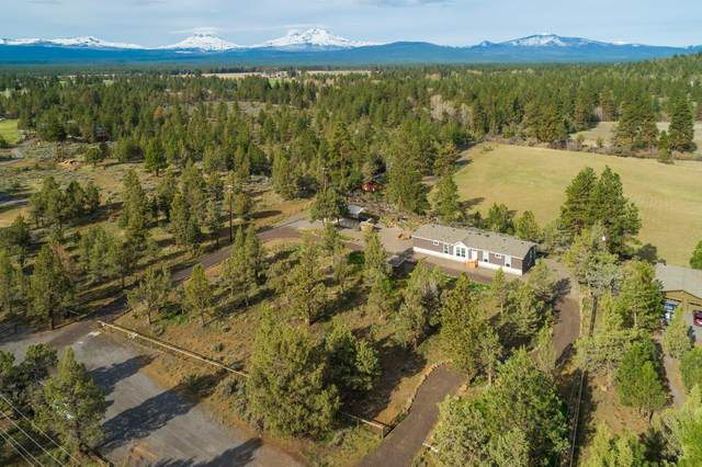 68813 Bradley Road, Sisters, OR 97759 (MLS #220100354) :: Bend Homes Now