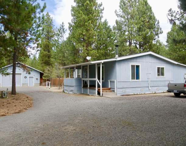 50826 Doe Loop, La Pine, OR 97739 (MLS #220100634) :: Bend Homes Now
